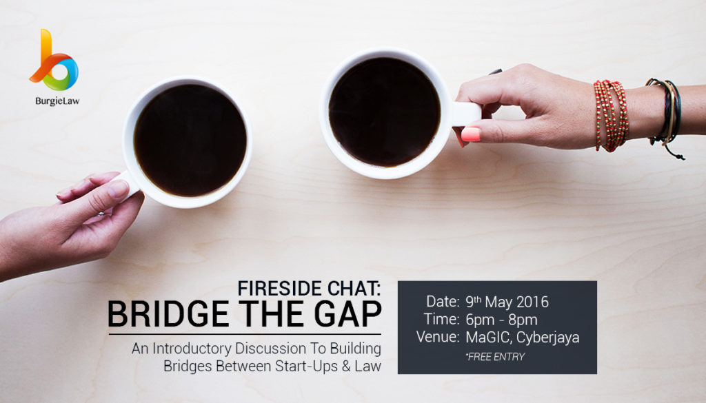 Fireside Chat: Bridge The Gap - An Introductory Discussion To Building Bridges Between Start Ups & Law