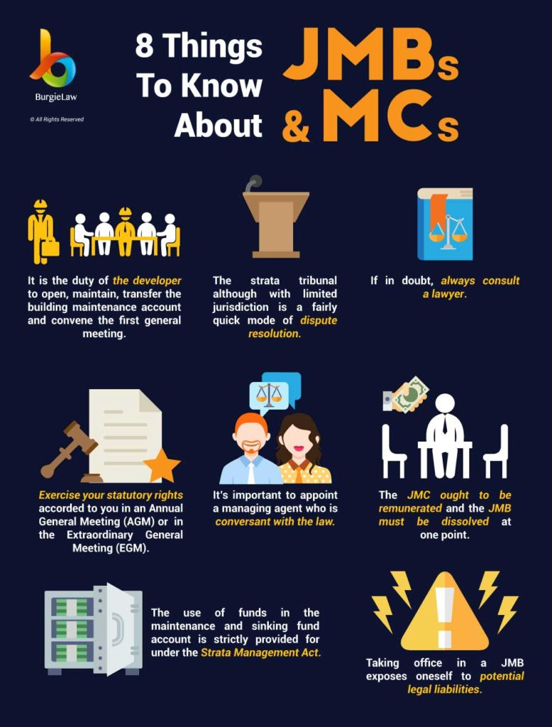 8 Things To Know About JMBs & MCs
