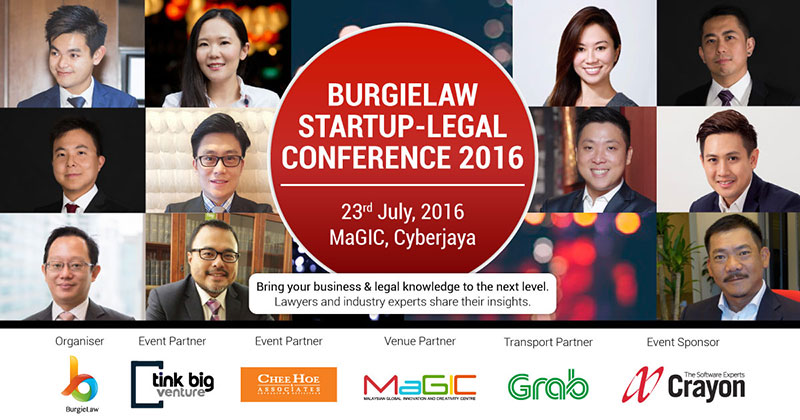 BurgieLaw Startup-Legal Conference 2016