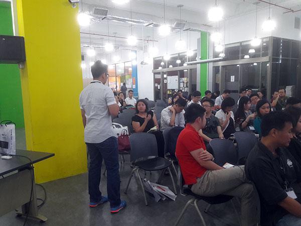 Startup Track | BurgieLaw Startup-Legal Conference 2016