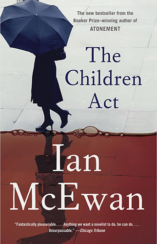 The Children Act, Ian McEwan | Bibliophilia: read more books! (Recommended reading)