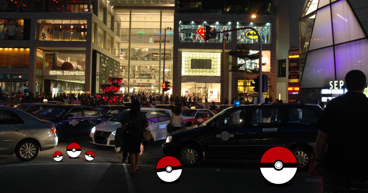Beware Pokemon Go, players! Top 5 offences Malaysians may commit when playing.