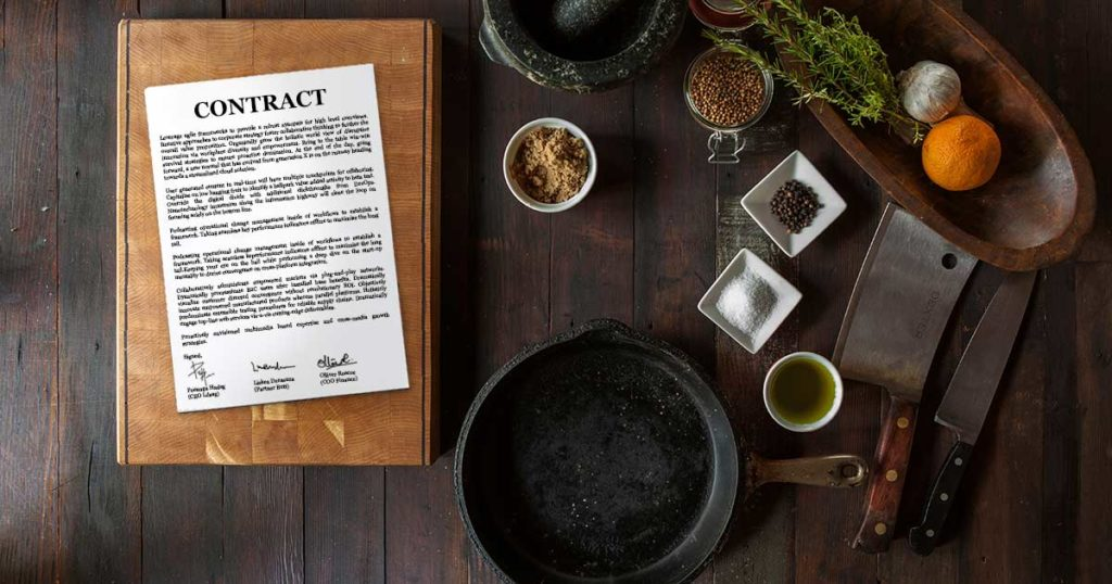 The Essential Ingredients Of A Contract