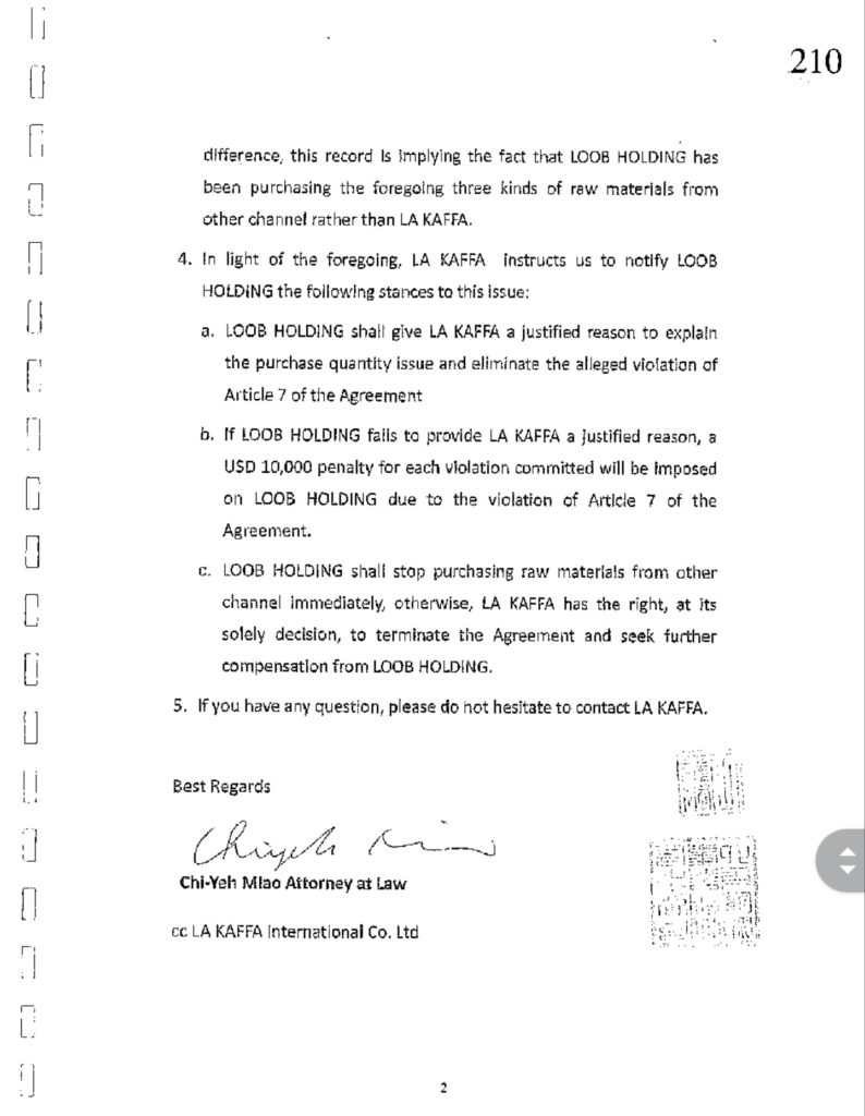 Letter dated 12 May 2016 - page 2