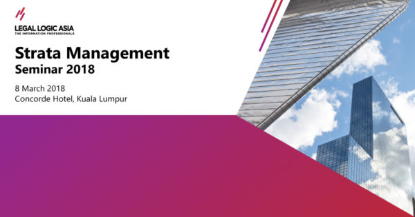 Strata Management Seminar 2018
