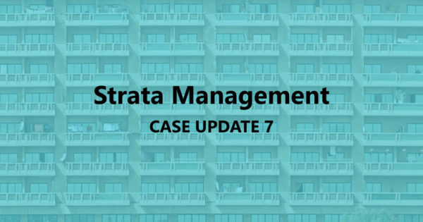 Strata Management Case Updates 7 – Can a JMB or MC compels the developer to supply information or documents?