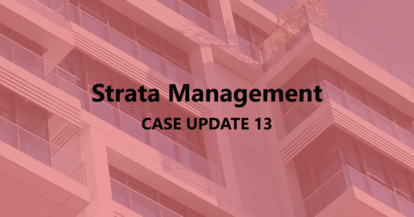 Strata Management Case Updates 13: Can TNB recovers outstanding electricity charges (owed by Developer) from JMB?
