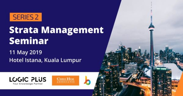 Strata Management Seminar 2019 – Series 2