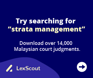 Download over 14,000 Malaysian court judgments at LexScout