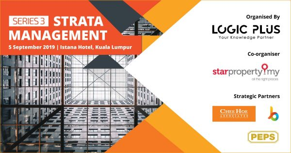 Strata Management Seminar 2019 – Series 3