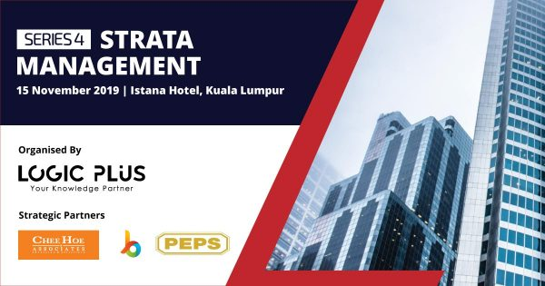 Strata Management Seminar 2019 – Series 4