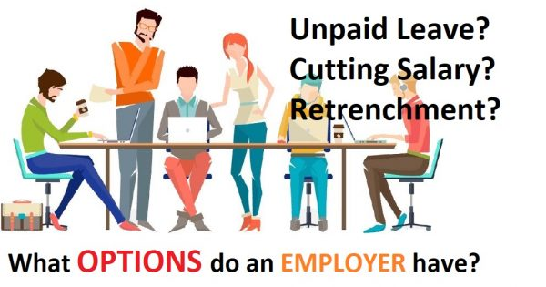 MCO SERIES: In light of MCO, what can an employer do to reduce staff cost?