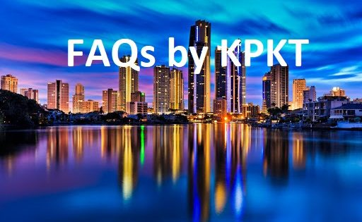 "MCO SERIES: FAQ prepared by Ministry of Housing & Local Government (""KPKT"")"