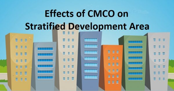 Effects of CMCO on A Stratified Development Area