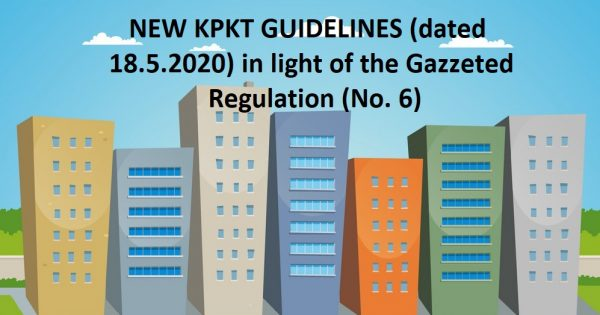 EXCLUSIVE: CMCO SERIES: REVISED GUIDELINES (18.5.2020) by KPKT