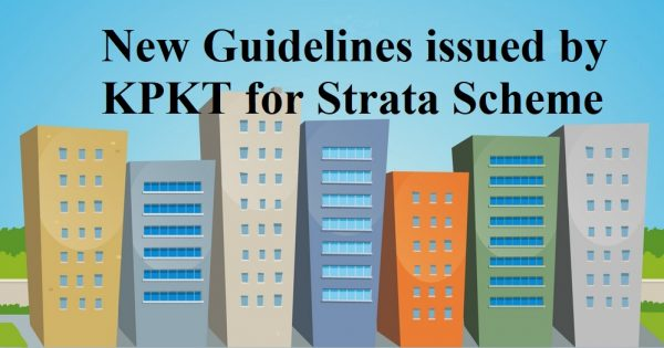 CMCO SERIES: New SOP issued by KPKT (4.6.2020) for a strata scheme