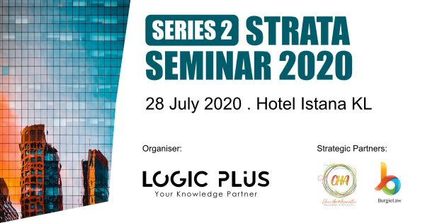Strata Management Seminar 2020 – Series 2