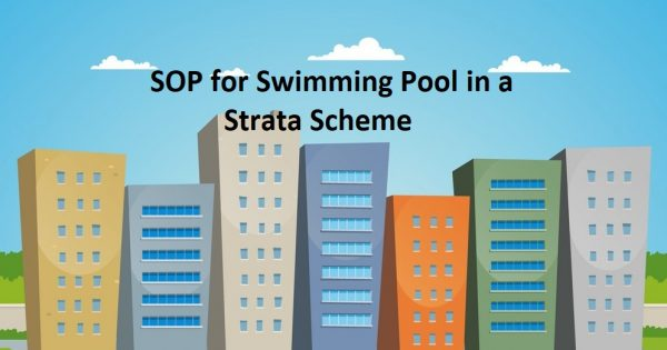SOP in opening up swimming pool of a stratified Scheme