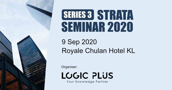 Strata Management Seminar 2020 – Series 3