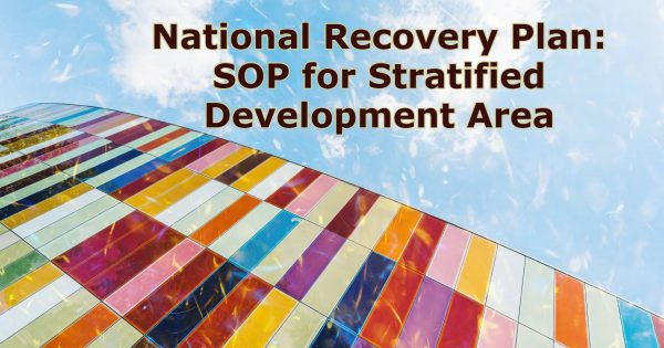 Updated*: SOP for Strata Development: National Recovery Plan (revised as at 13.7.2021)